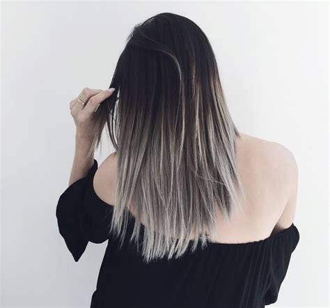 ombre hair on older women best 20 grey ombre hair ideas on pinterest