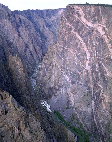 painted wall black canyon photos multimedia black canyon of the gunnison