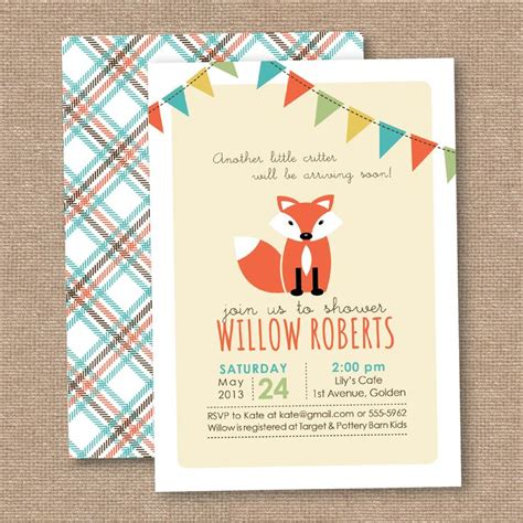 Fox Baby Shower by 1000 Ideas About Fox Baby Showers On Woodland Fox And Baby Shower Neutral