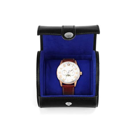 travel skivvy roll 3 luxury watch roll aspinal of london