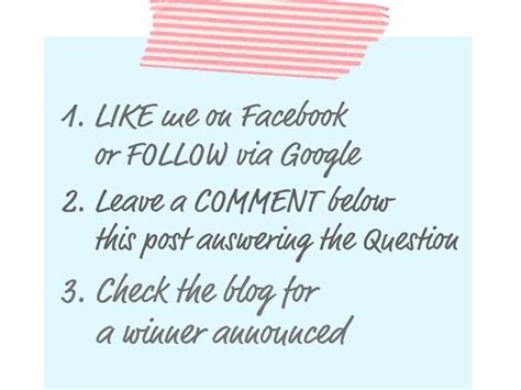 Blog Giveaway Rules - blog giveaway auburn and blue