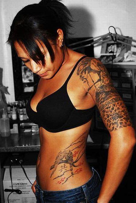 Chicas Hermosas Con Tatuajes Taringa