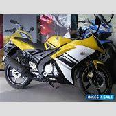 Yellow Yamaha Y...