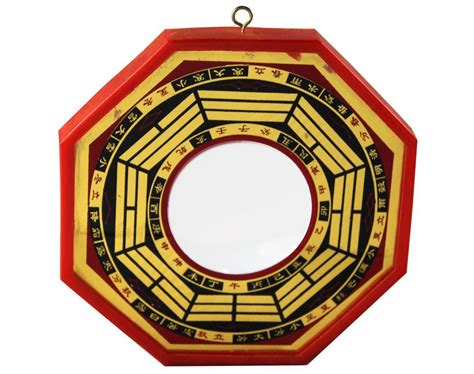 Feng Shui Mirror Front Door Convex And Concave Bagua Mirrors In Feng Shui