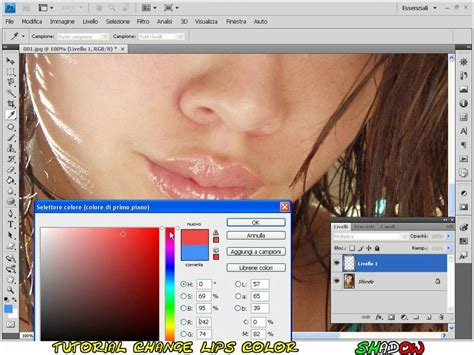 pattern maker photoshop cs4 tutorial photoshop cs4 lips make up with the brush tool