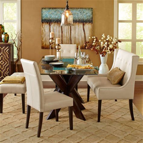 Pier One Glass Dining Room Table Rectangle Glass Table Top Pier 1 Imports