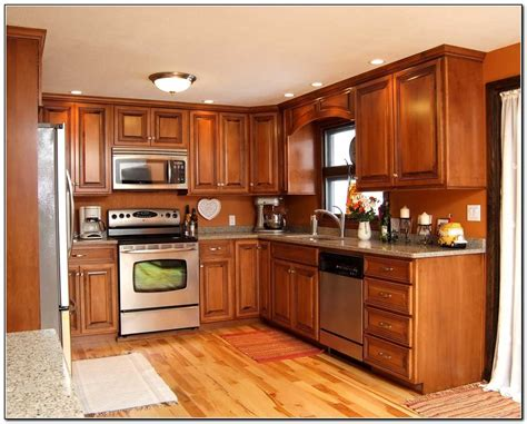 kitchen wall colors with honey oak cabinets download page
