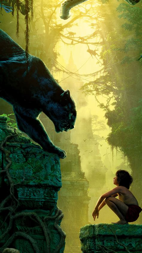 wallpaper for iphone movie the jungle book 2016 movie wallpapers for iphone apple lives