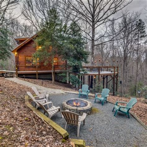 Escape To Blue Ridge Cabin Rentals by Escape To Blue Ridge Cabin Lake S Trail With A Dock On