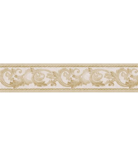 gold wallpaper trim scroll rope wallpaper border gold jo ann