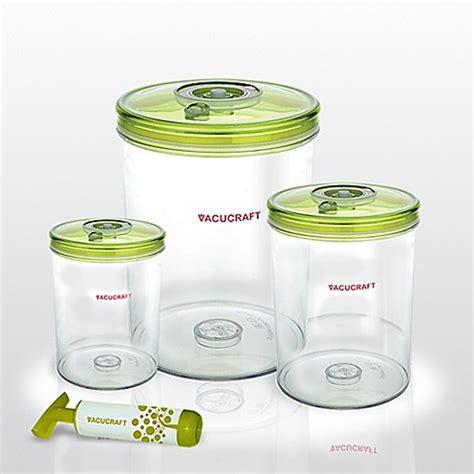 omie box gasket foodjar vacucraft 4 cylinder vacuum seal food container set