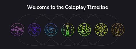 coldplay website coldplay set to release new studio album on december 4th