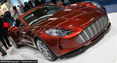 Aston Martin One 77 0 60 by Most Expensive Cars In The World All Arounder