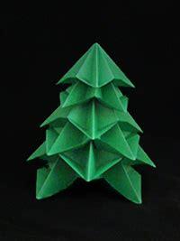 Origami Pine Tree - tree