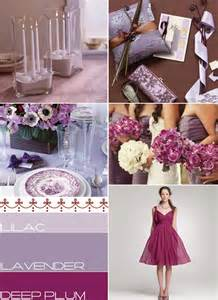 plum wedding colors lilac lavender plum wedding colour wedding colours