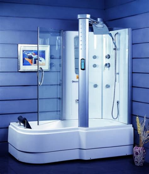 High Tech Bathroom 25 Modern Glass Shower Cubicles Have You Already Chosen