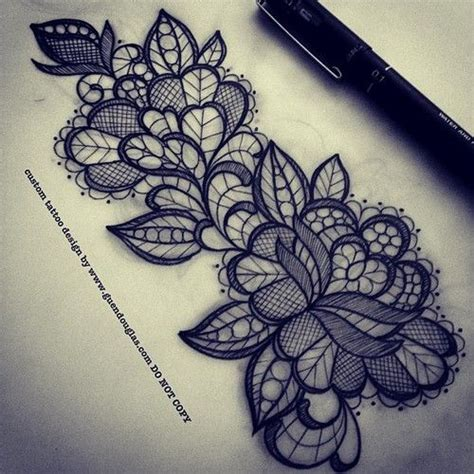 lace heart tattoo designs not a fan of flower tattoos but this i like the lace