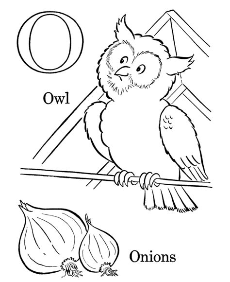 o coloring pages preschool preschool coloring pages alphabet coloring home