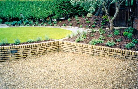 raised beds terracing serenity landscaping kent