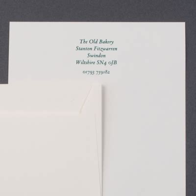 personalised writing paper personalised writing paper and envelopes writing paper the