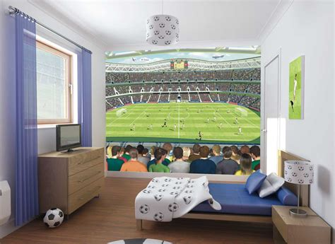 Decor For Boys Room Boys Room Decorating Ideas Football Room Decorating