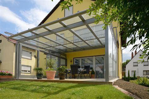 terrassenueberdachung glas terrassen 252 berdachungen mit glas neumann wintergarten