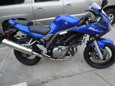 2005 Suzuki Sv650 2005 Suzuki Sv650s For Sale On 2040 Motos