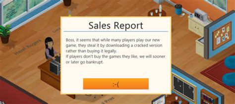 game dev tycoon mod menu greenheart games fights piracy with piracy in game dev