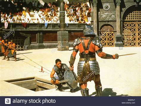russell crowe gladiator 2000 stock photo royalty free gladiator 2000 universal film with russell crowe stock