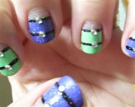 Different Types Of Nail Paint Designs