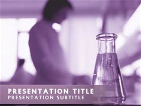 powerpoint themes laboratory royalty free laboratory research powerpoint template in purple