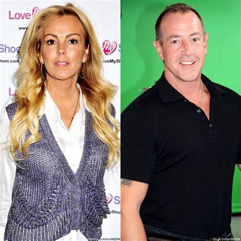 Lindsay Lohans Bodyguard Blasts Parents by How Is Lindsay Lohan Sicilian If She Is Redhaired Blue