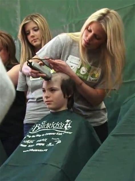 barberette giving him a haircut cute barberettes buzzing away barberettes pinterest