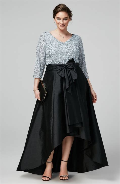 Best 25  Plus size gowns ideas on Pinterest   Plus size formal gown, Evening dresses plus size