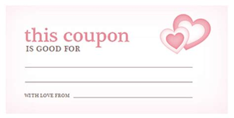 coupon template for word pics for gt voucher template word