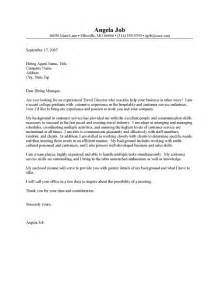 consultant cover letter covering letter for customer service consultant covering