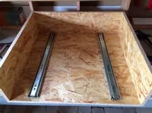 schublade selber bauen schubladen f 252 r werkbank bauanleitung zum selber bauen
