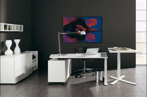 Black And White Desk Chair Design Ideas Decorating A Black White Office Ideas Inspiration