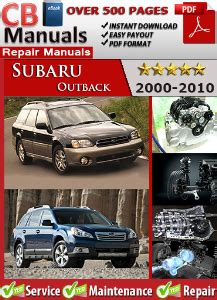 how to download repair manuals 2003 subaru outback electronic throttle control download cbmanuals