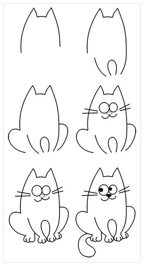 Imagenes Bonitas Para Dibujar Y Que Sean Fasiles | 15 dibujos a l 225 piz que son muy f 225 ciles para dibujar con