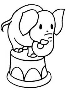 baby elephant coloring pages transmissionpress baby elephant coloring pages