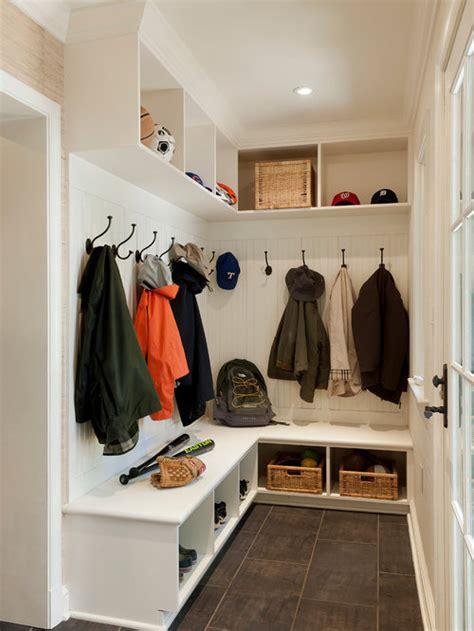 mudroom corner cubbies home design ideas pictures
