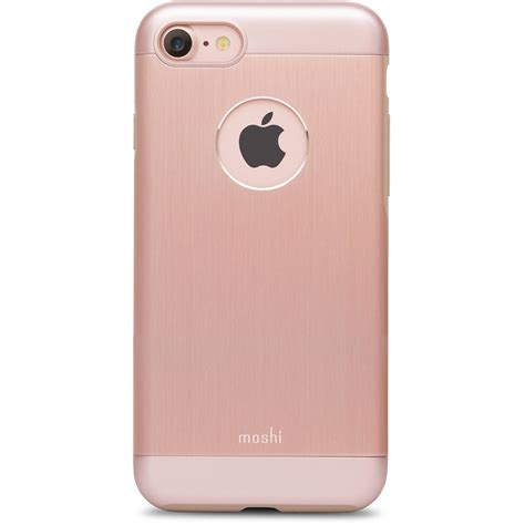 iphone 7 b moshi armour for iphone 7 gold 99mo088251 b h photo