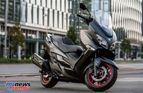 Suzuki Burgman Review 400 Suzuki Unveils Updated Burgman 400 Mcnews Au