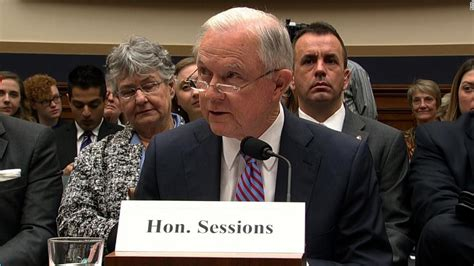 jeff sessions cnn sessions i have never lied to congress cnn video