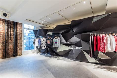 selfridges designer studio  london  architect