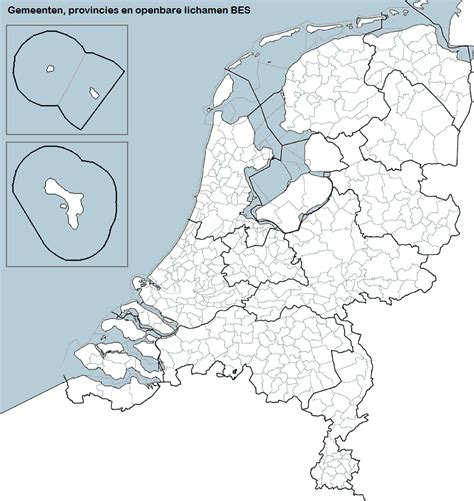 netherlands municipalities map map of the netherlands other maps