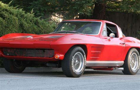 bring a trailer 1963 chevrolet corvette ebay project
