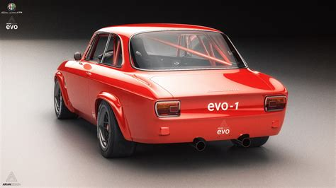 Classic Alfa Romeo by This Classic Alfa Romeo Giulia Gta Looks So We Wish