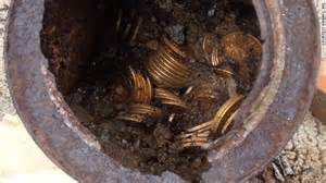 Finding Gold In Your Backyard California Couple Strikes Gold After Finding 10 Million